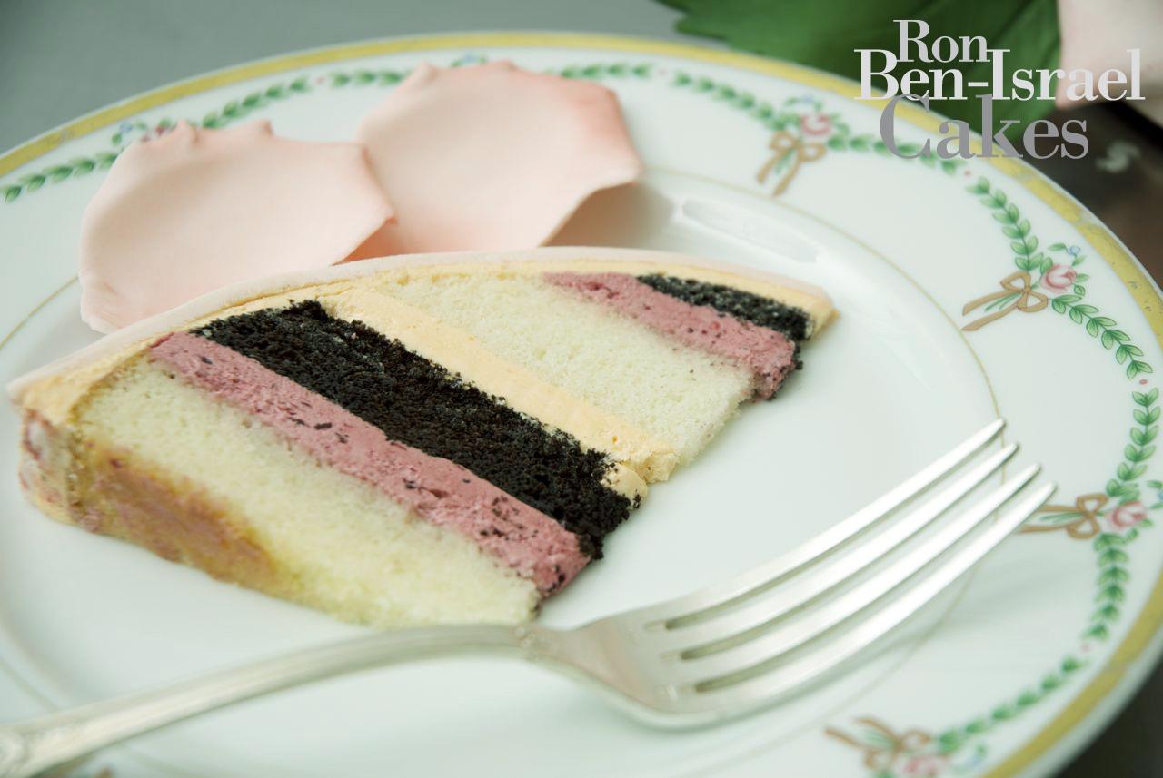 Ron Ben Israel S Vanilla Cake Recipe