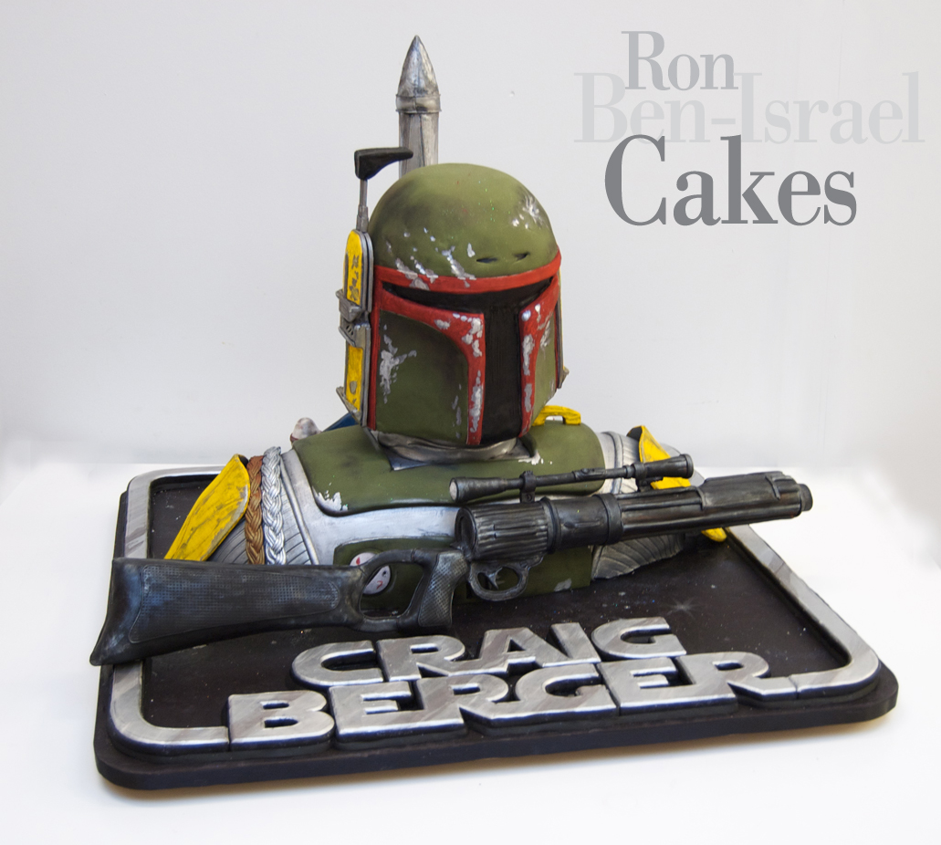 Yes, this is Boba Fett from