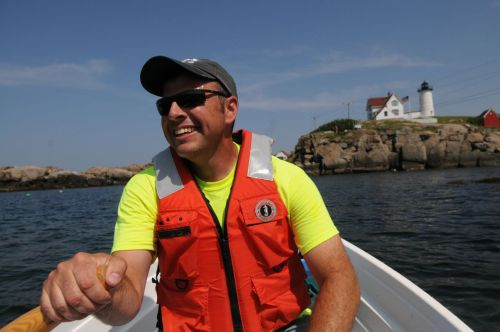 Meet Matt Rosenberg, English teacher at York High School and Lighthouse Keeper.