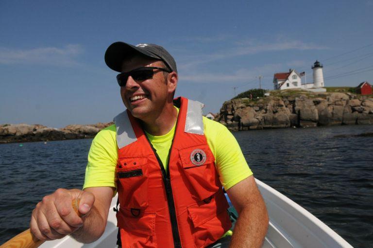 Meet Matt Rosenberg, English teacher at York High School and Lighthouse Keeper.