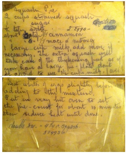 Here is my Great Grandma Patch's recipe.